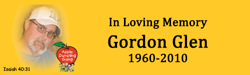 In Loving Memory - Gordon Glen