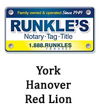 Sponsor: Runkle's