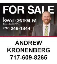 Sponsor: Andrew Kronenberg