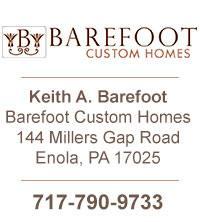Sponsor: Barefoot Custom Homes