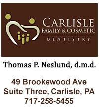 Sponsor: Carlisle Family & Cosmetic Dentistry